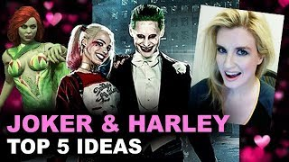 Joker & Harley Quinn Movie DCEU - Beyond The Trailer