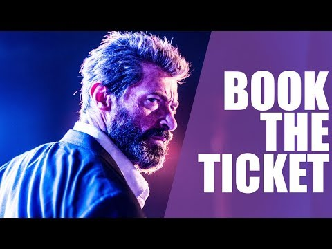 Logan's Oscar Nomination & More - Book The Ticket