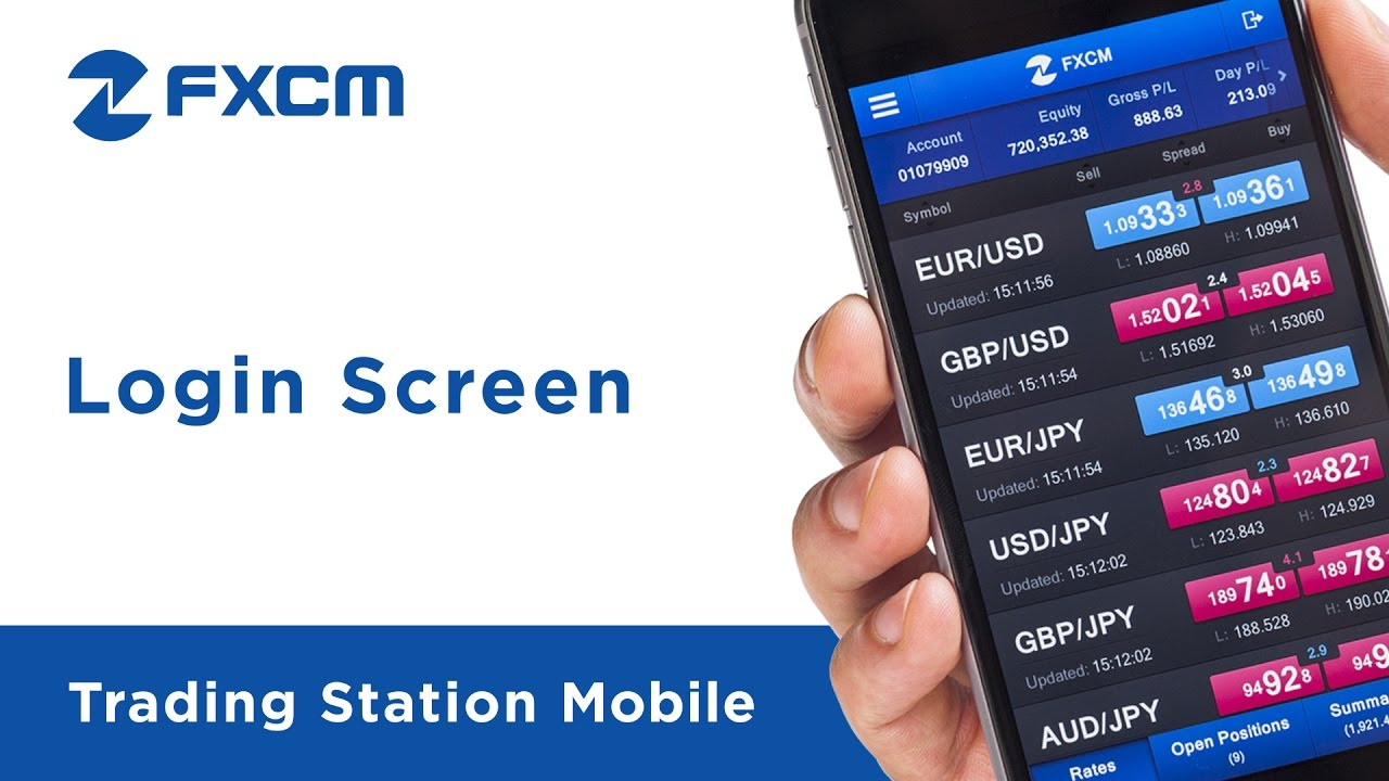 Fxcm Trading Station Web Login