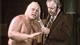 Buddy Rose on his Loser Leaves Town Match!!