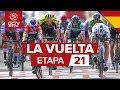 La Vuelta A España 2019 21ª Etapa: Fuenlabrada – Madrid | GCN Racing