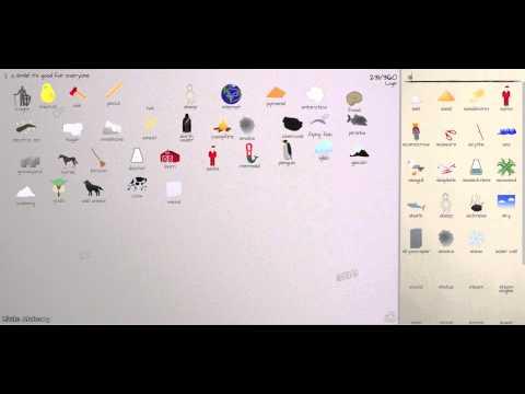 Little Alchemy Cheats - Walkthrough 360 Elements Part 8