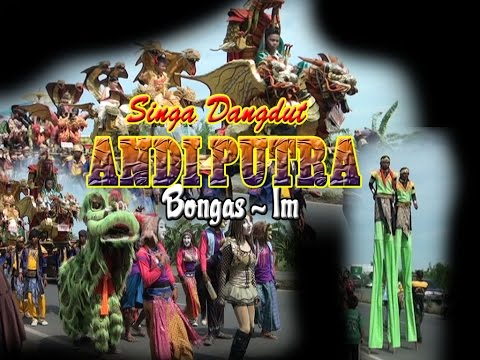 Edan Turun | Singa Dangdut ANDI PUTRA I Live Jangga 27 Desember 2016
