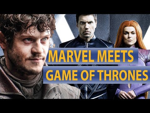 Das GAME OF THRONES der Marvel Serien? | Inhumans Trailer-Breakdown