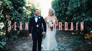 Sean \u0026 Jordain: Wedding Film, Temecula Winery, CA