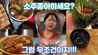[구의역맛집]백골뱅이요리 전문점 골똘_탕부터 숙회, 내…