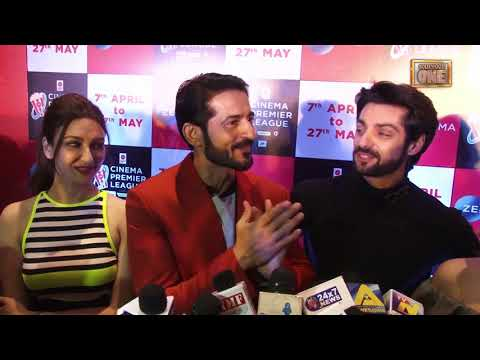 Cinema Premiere League launch | zee cinema | mandira bedi | saumya tandon | bollywood one