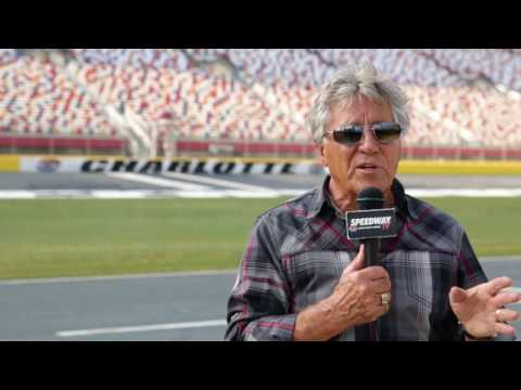 Mario Andretti Drive Charlotte Motor Speedway Road Course