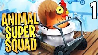 BIGGEST FACEPALM EVER...! - ANIMAL SUPER SQUAD #1