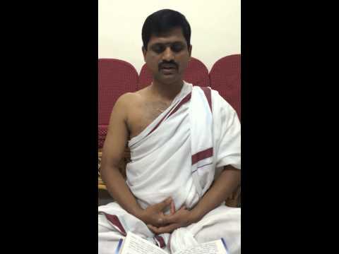 Taittatiriyopanishad shiksha valli - slow recitation