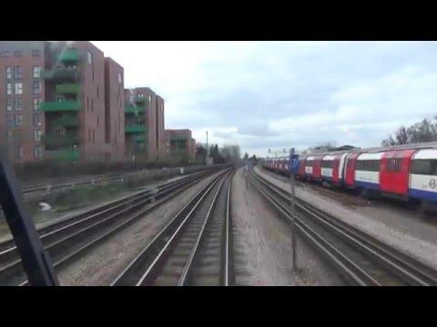 Cab Ride Finchley Road to Chesham Metropolitan Line