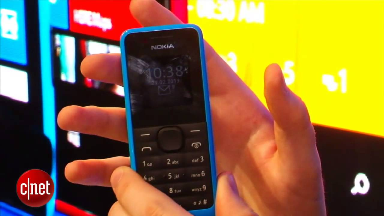 Fuck Videos For Mobiles within nokia's super-basic 105 mobile - youtube