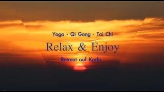 Gambar cover Yoga-Qi Gong-Tai Chi - Strand Retreat auf Korfu