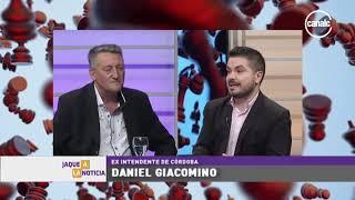 Daniel Giacomino | Ex intendente de Córdoba