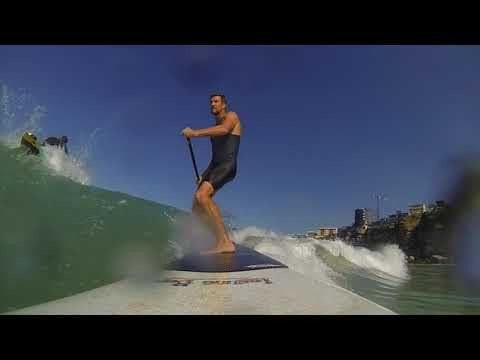 SUP MANLY FRESHWATER BEACH 9th May 2018