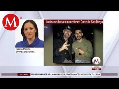 Esteban Loaiza se declara inocente por posesión de drogas en EU
