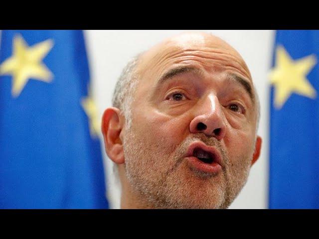Προσπάθεια της ΕΕ να χαμηλώσει τους τόνους με την Ιταλία…