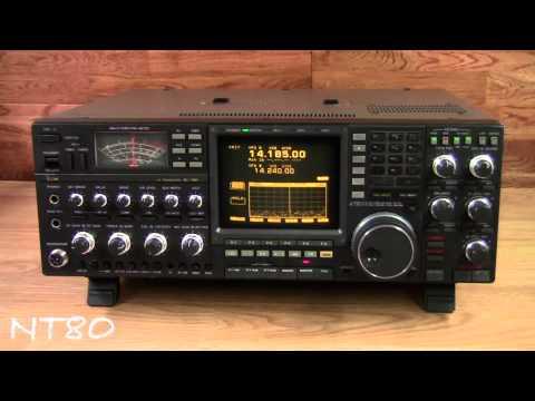 ICOM IC-781 Demo on 20 Meters