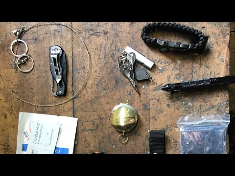 Kosin Amazon SURVIVAL KIT Review and Testing!!
