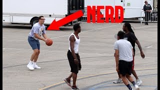 NERD BALLS ON STRANGERS!! thumbnail