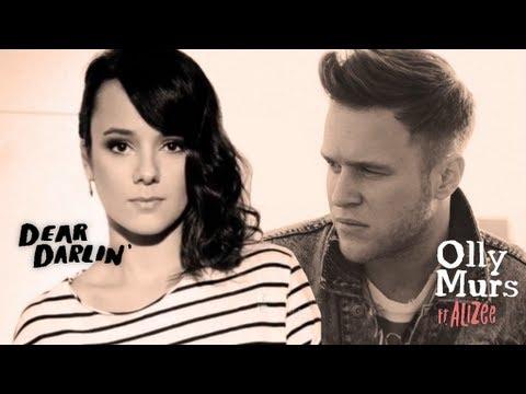Olly Murs feat. Alizée - Dear Darlin' (Lyric Video)