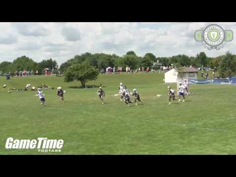 Dylan Prime 2018 Sophomore Summer Lacrosse Highlights