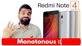 Xiaomi Redmi Note 4 | My Opinions Not Review
