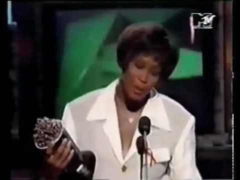 Whitney Houston - MTV Movie Awards - 1993