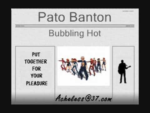 Pato Banton - Bubbling Hot