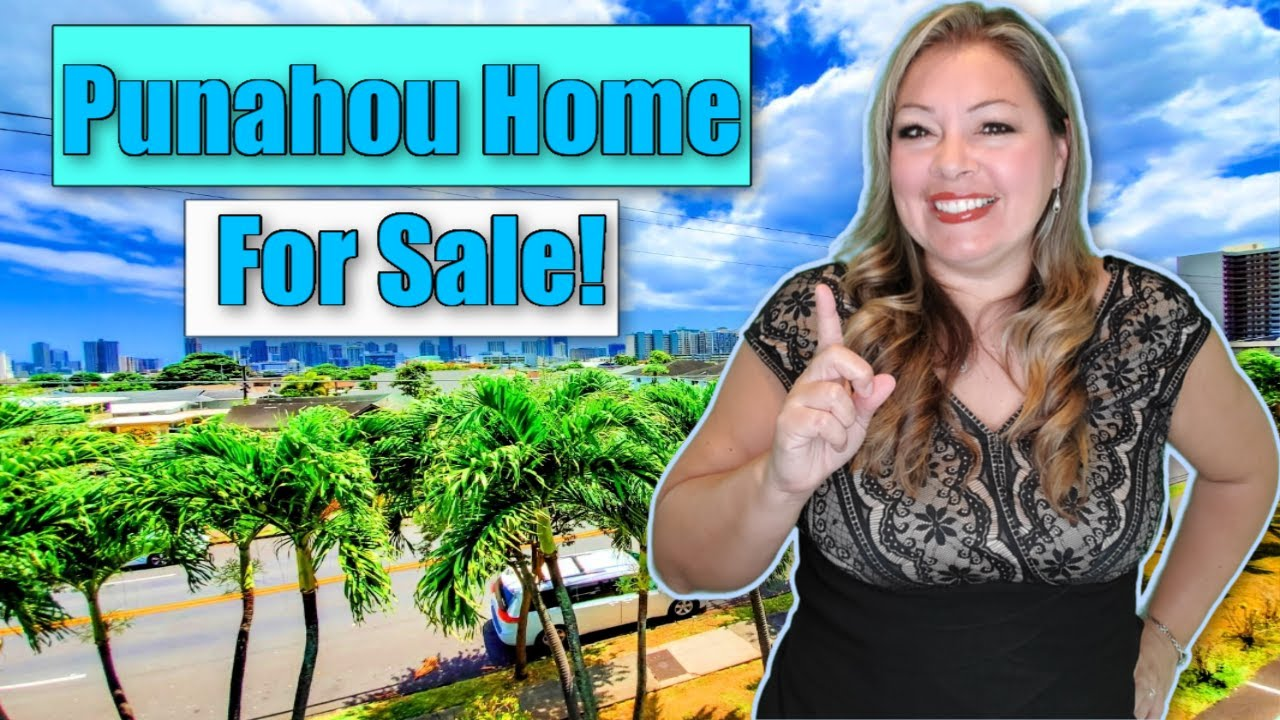Home for Sale in Oahu Hawaii -  In the Prime Location near Punahou