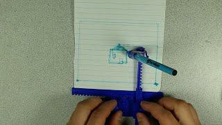 3D Printed Etch A Sketch (Micro Sketch)!