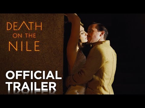 Death on the Nile   Official Trailer   20th Century Studios