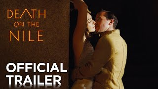 Death on the Nile Official Trailer | Gal Gadot, Ali Fazal