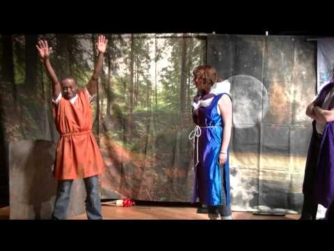 """""""Murile and the Moon-Chief"""" from The Firebringers - Reimagining Opera for Kids"""