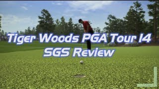 SportsGamerShow - Tiger Woods PGA Tour 14 Review