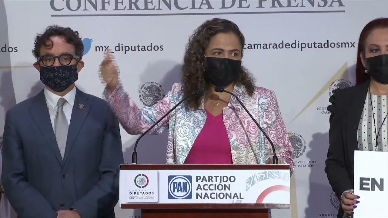 Download EN VIVO / Conferencia de la diputada Mariana Gómez del Campo (PAN).