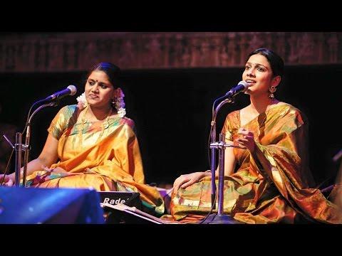 Sreeranjini Kodampally-Gayatri Asokan Jugalbandi at Nishagandhi Music Festival 2016
