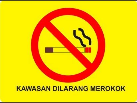 Tutorial Coreldraw Membuat Stiker Dilarang Merokok Coreldraw