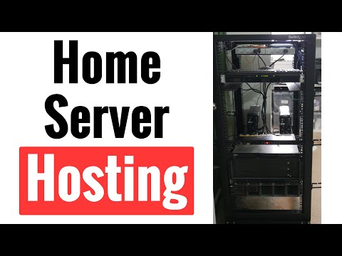 Home Server Hosting - Should You Do It Or Not?