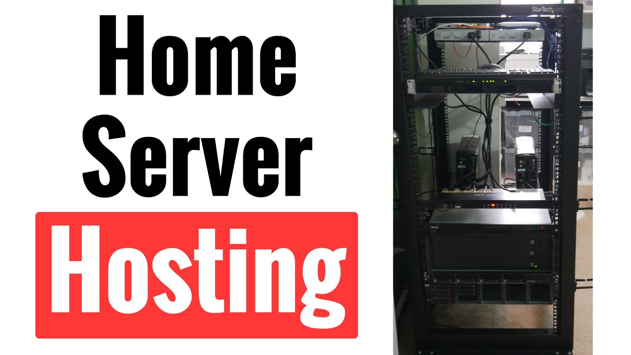 Build Your Own Server For Hosting Video Games