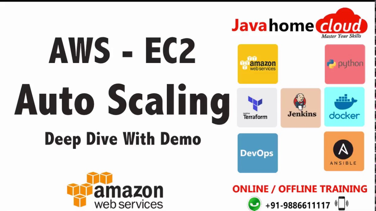 AWS - Auto Scaling group with demo