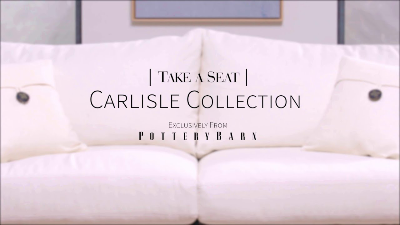 Take A Seat | Carlisle Upholstered Sofa