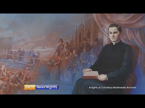 Knights of Columbus founder Fr. Michael McGivney to be beatified | EWTN News Nightly