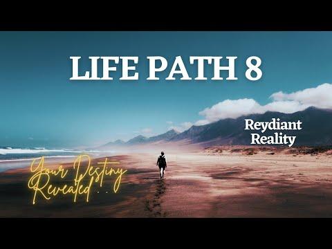 Numerology Secrets: Life Path 8 !!
