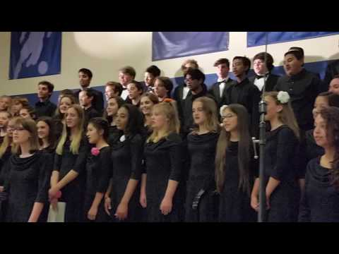 Temecula Preparatory School Concert Choir Disneyland Night
