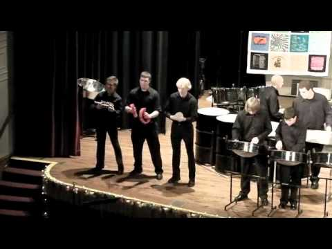 Dyer Maker By Dover High Steel Band Youtube
