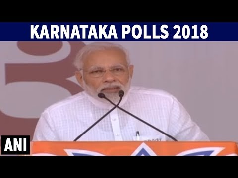 K'taka polls: PM Modi blames Congress for deal-making in selling tickets