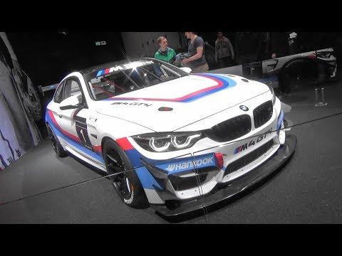 BMW M4 GT4 (F82) - International Motor Show IAA 2017 - Frankfurt