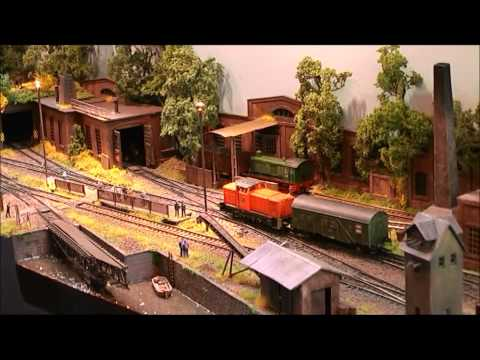European Model Train Layouts Compilation #2