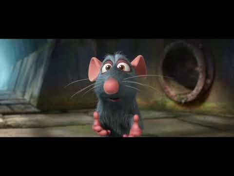 Kennywood Exterminator Vs. Ratatouille